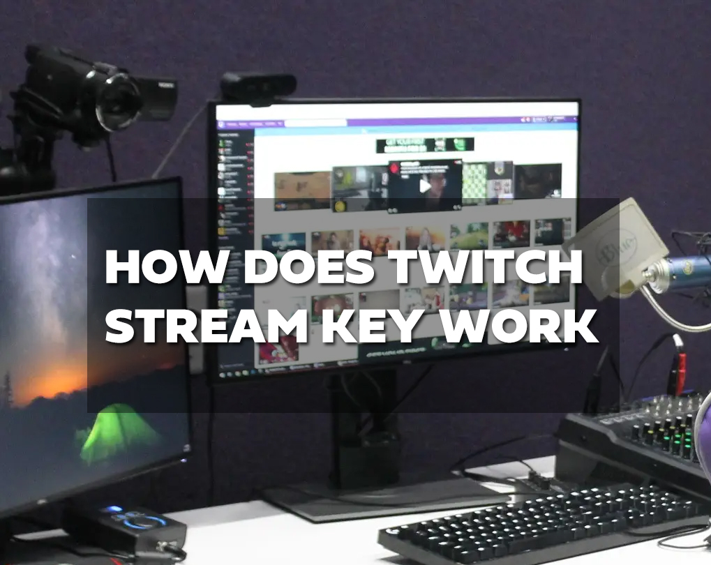 how to find stream key on twitch