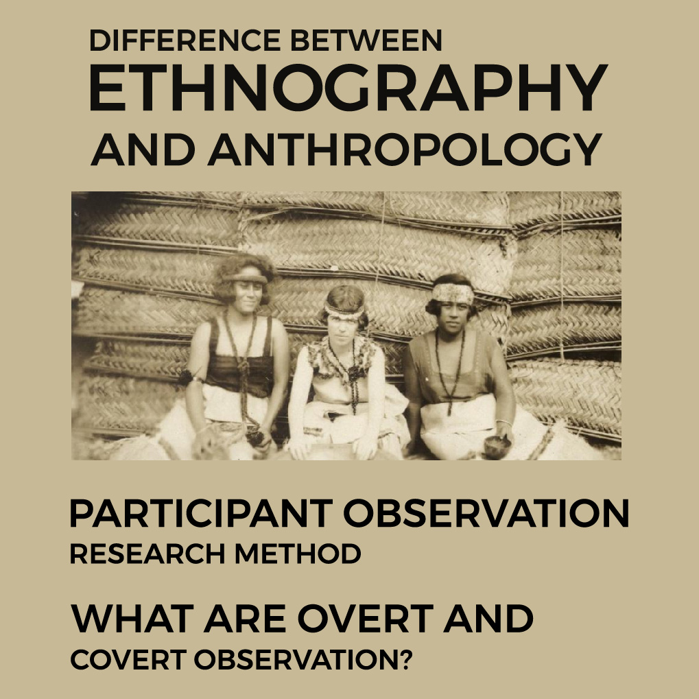 Participant Observation Examples